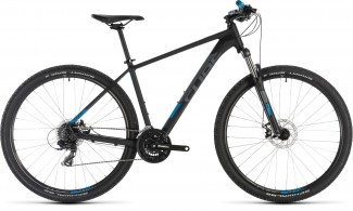 Cube Aim 27.5 2019 - 16 inch - Black / Blue